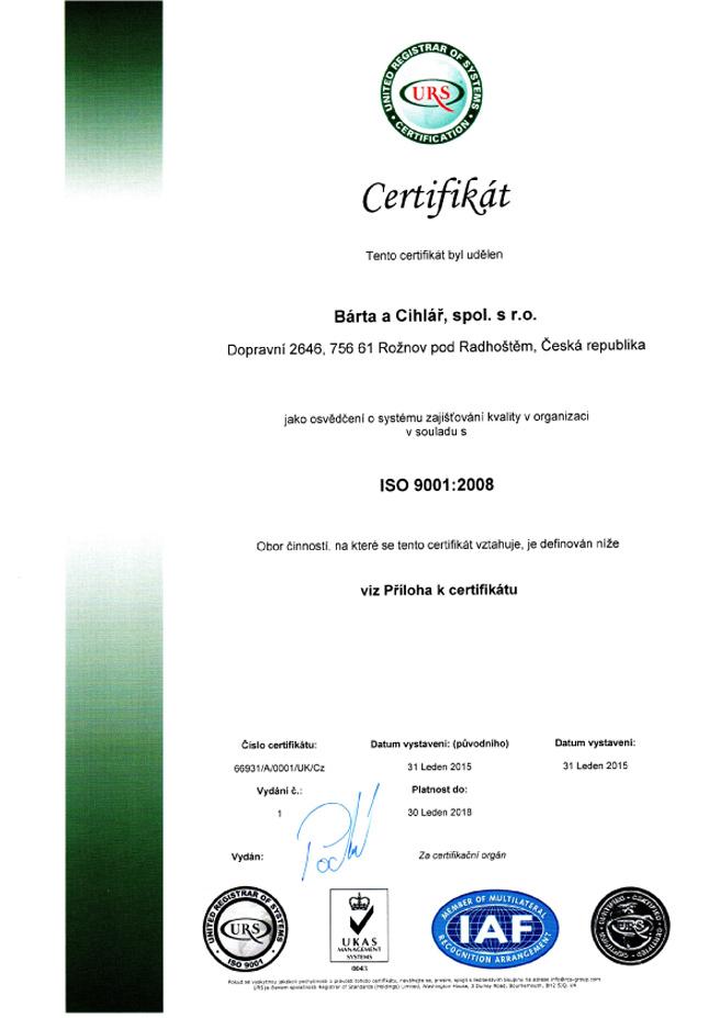 Certifikát2015